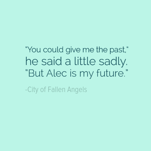 Alec Amp Magnus Images Malec Quotes Wallpaper And Background