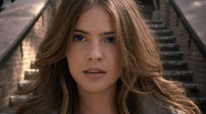 Malia with Blue eyes <3