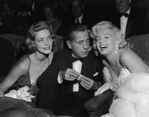 Marilyn and friends