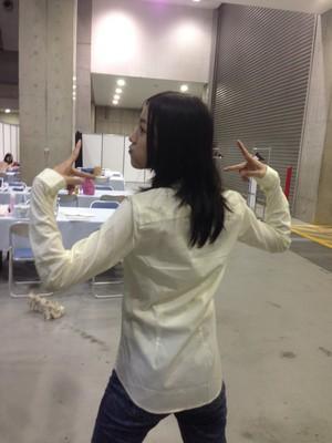 Matsui Jurina in Handshake Event