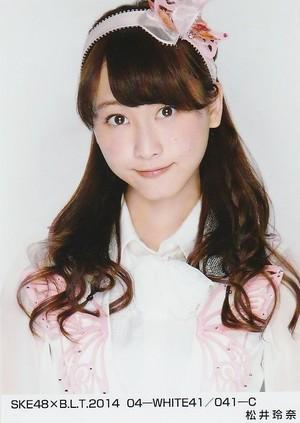 Matsui Rena - SKE48×B.L.T.2014
