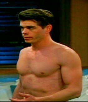 Matthew Lawrence being hot