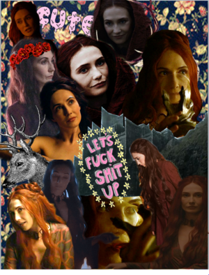 Melisandre Collage