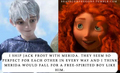Merida x Jack - rise-of-the-frozen-brave-tangled-dragons photo