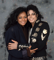 Michael Jackson and Diana Ross - michael-jackson photo