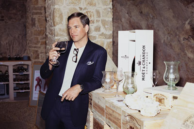 Michael Weatherly wallpaper containing a business suit titled Michael Weatherly// CBS Watch Magazine 2014