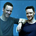 Michael and James - james-mcavoy-and-michael-fassbender icon