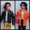 Michael dolls - michael-jackson photo