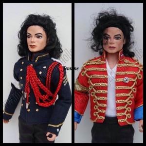 Michael bonecas