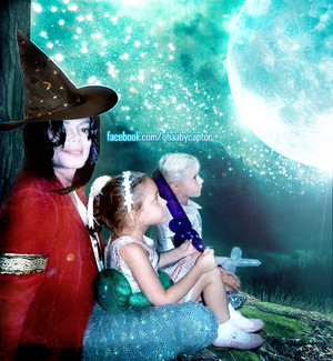 Michael jackson paris jackson and prince jackson