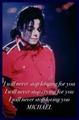 Michael my love - michael-jackson photo