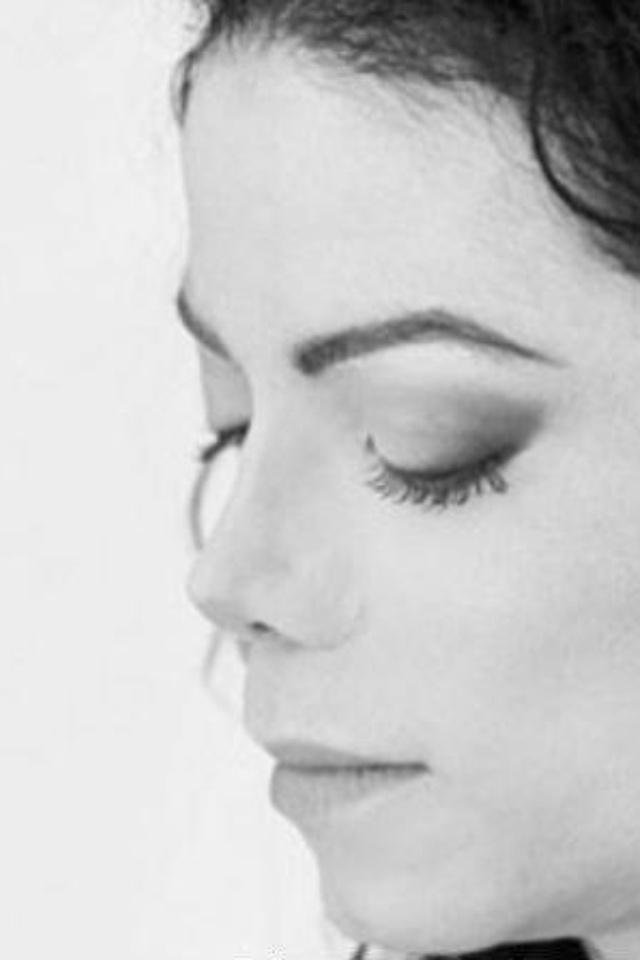 Michael's Pretty Face