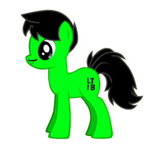 Microsoft Mike pony