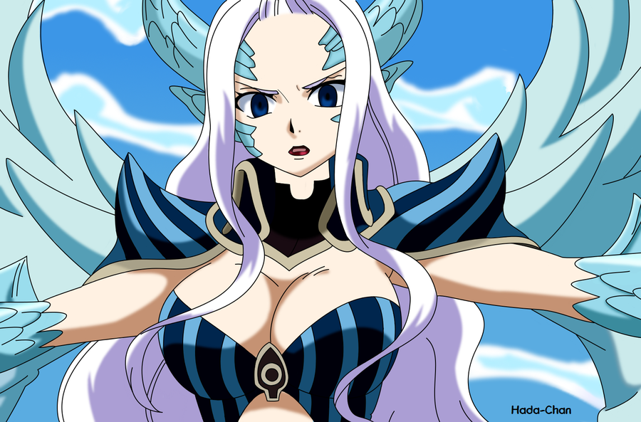 Fairy Tail Imagens Mirajane Strauss Hd Wallpaper And Background