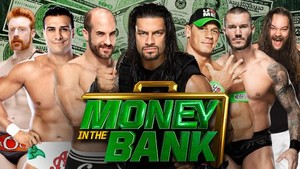 Money in the Bank Ladder Match for the WWE World Heavyweight Title