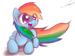 More Rainbow Dash - rainbow-dash icon