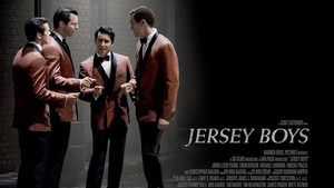 Movie Poster for Jersey Boys the Movie