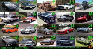 Movie car Тест - Level: Pro
