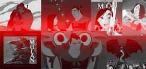 mulan Collage