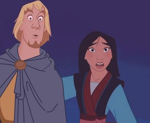 Mulan and Phoebus