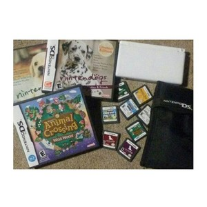My DS and Games