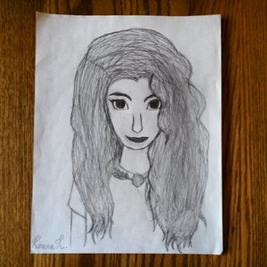 My Drawing of Lorde Royals