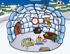 My Igloo :D :D LD