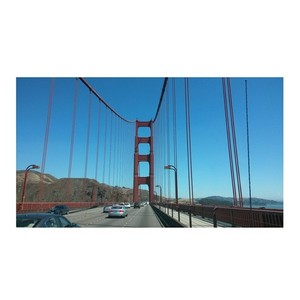 My Visit to the Golden Gate Bridge