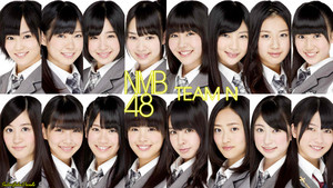 NMB48 वॉलपेपर