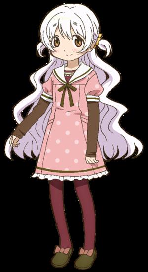 Nagisa Momoe (Human Form)