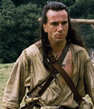 Nathaniel Poe (Hawkeye) - the-last-of-the-mohicans photo