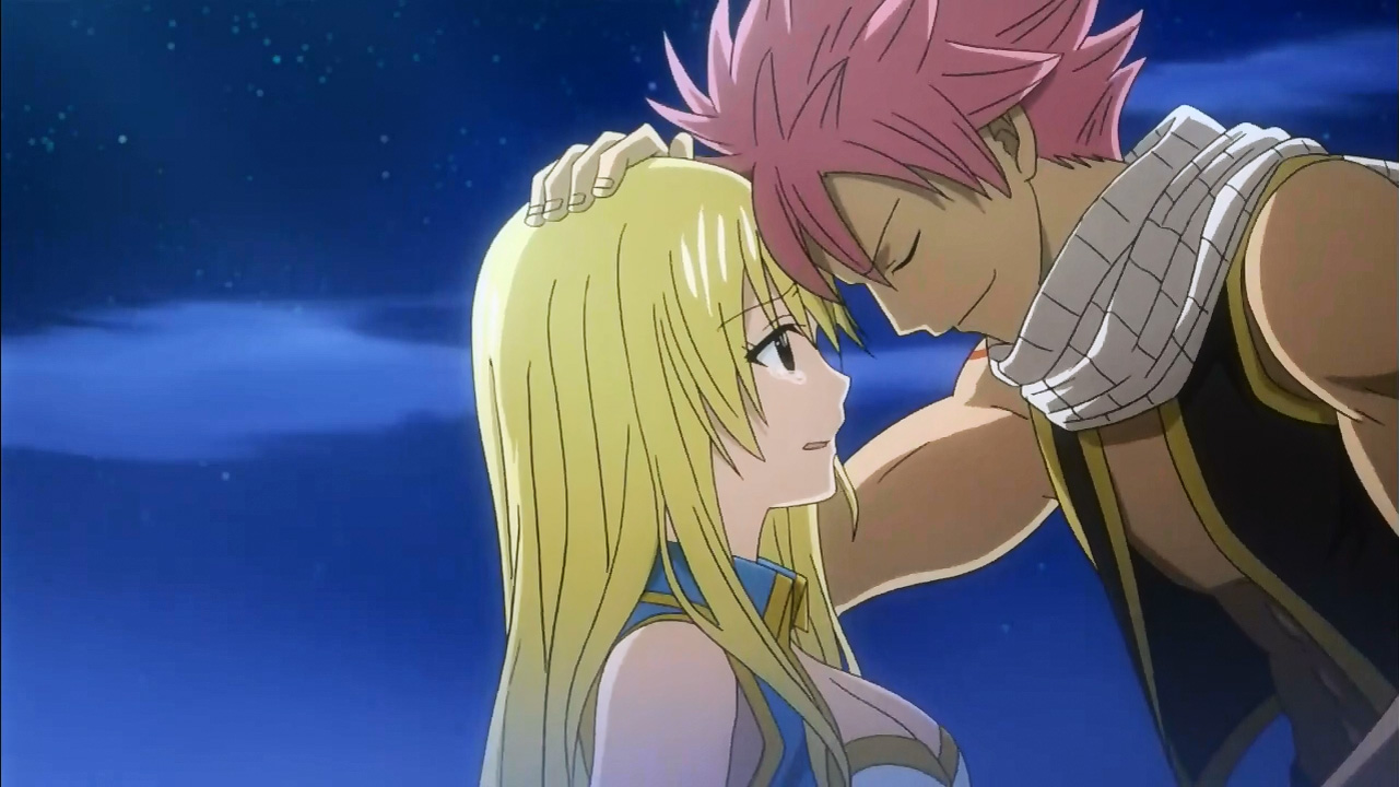 Natsu and Lucy :)