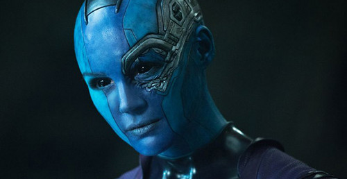 Guardians of the Galaxy 바탕화면 titled Nebula~ Guardians Of The Galaxy