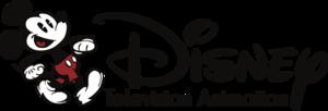 New disney televisión animación logo