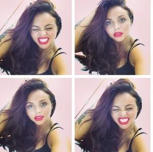 New Jesy selfies
