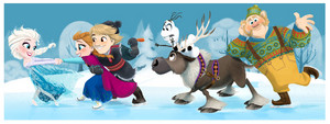 New Official Frozen Posters