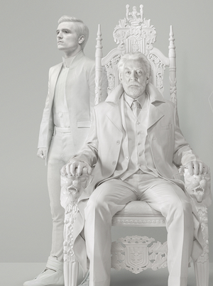 New Official 'Mockingjay' still