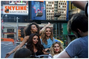 New picture of the girls in New York