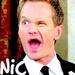 Nic as Barney
