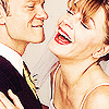 Frasier photo containing a portrait titled Niles and Daphne