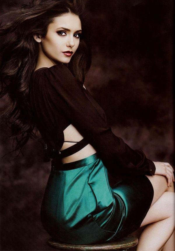 The Vampire Diaries Images Nina Dobrev Hd Wallpaper And