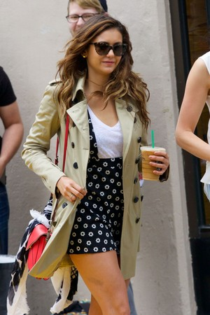 Nina out in Soho - June 11th