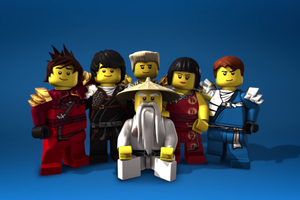 Ninjago Introduction 2 HD Screencaps
