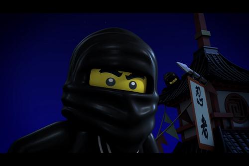 Lego Ninjago Wallpaper Entitled Pilot Season Episode 1 Way Of The Ninja