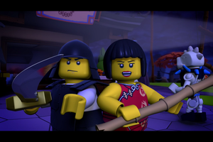 Ninjago-Pilot Season- Episode 1: Way of the Ninja HD Screencaps