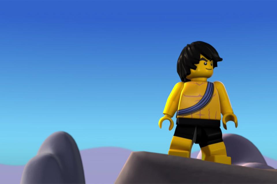 Ninjago Pilot Season Episode 2 The Golden Weapon Hd Screencaps
