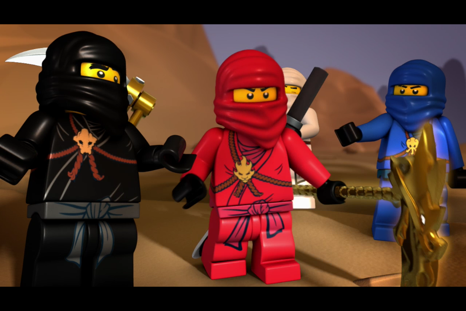 Lego Ninjago Images Pilot Season Episode 2 The Golden Weapon HD Screencaps Wallpaper And Background Photos