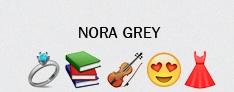 Nora Grey | Emoticons