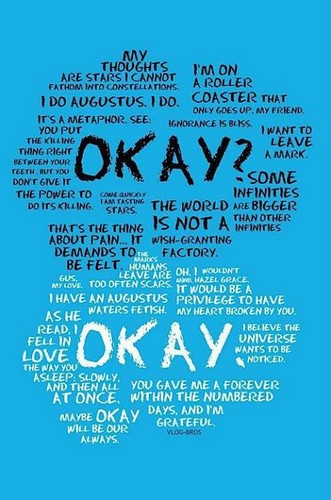 The Fault In Our Stars Wallpaper Called Okay? Okay