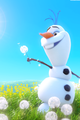 Olaf iPhone Обои